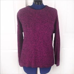 Philosophy XXL pink crew neck sweater
